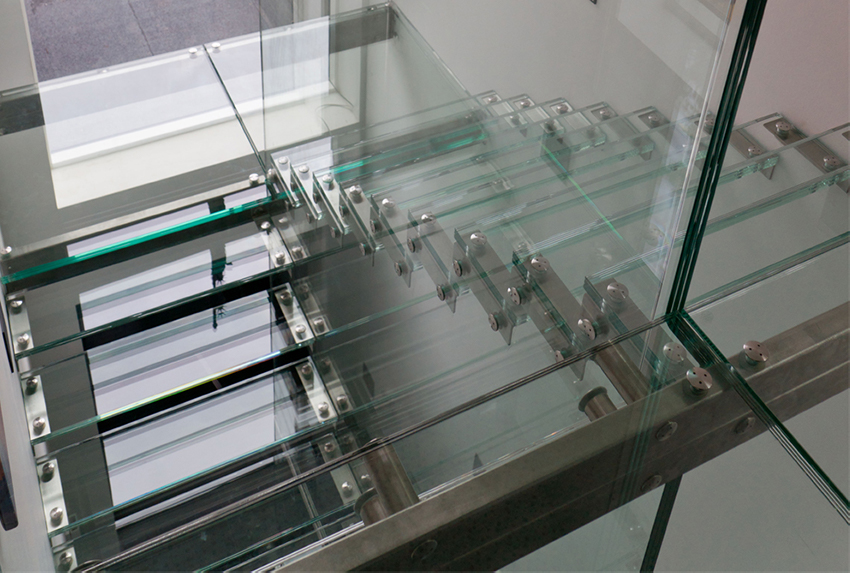 Glastrappe