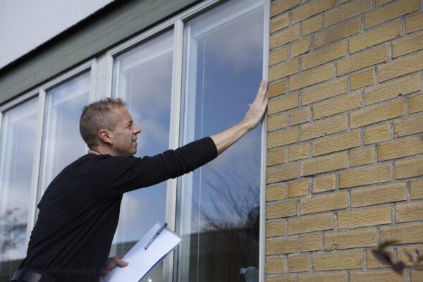 Er det nødvendigt at udskifte vinduer eller ruder?