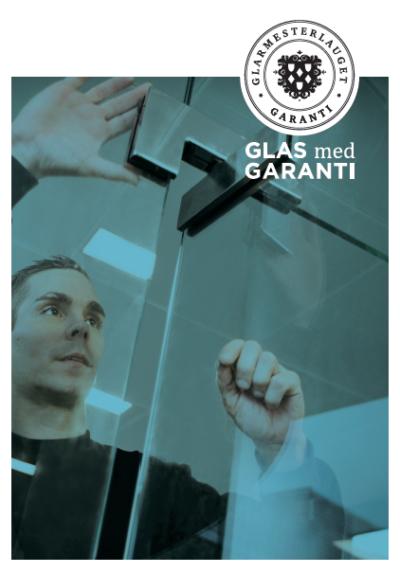 Glas med Garanti - glarmesterlaugets garantiordning