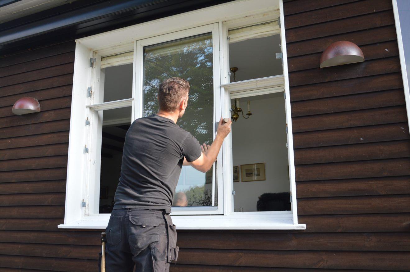 Renovering af vinduer giver mulighed for tilvalg