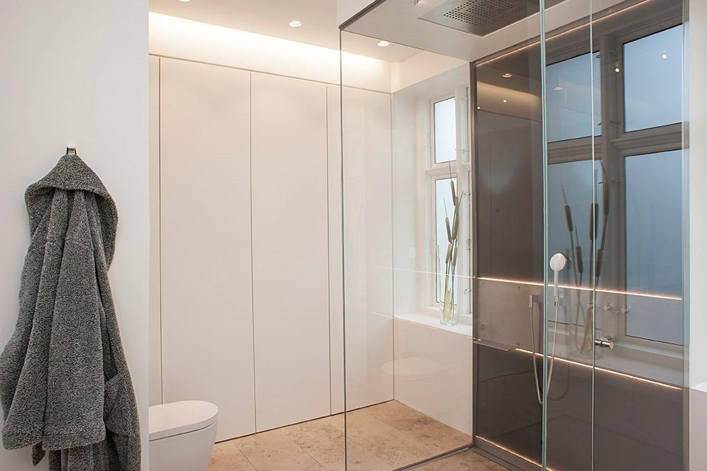 Glaremsteren hjælper di til den helt rigtige glasløsning på badeværelset