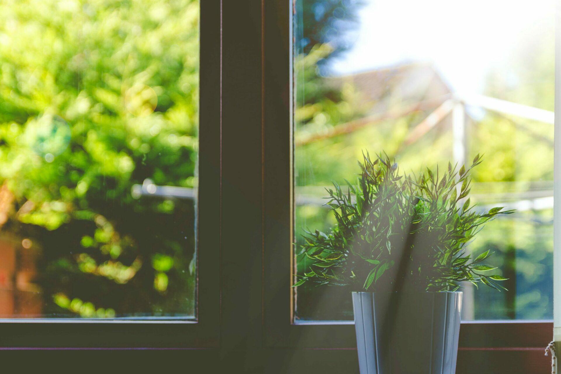 Glarmesteren skifter dine vinduer